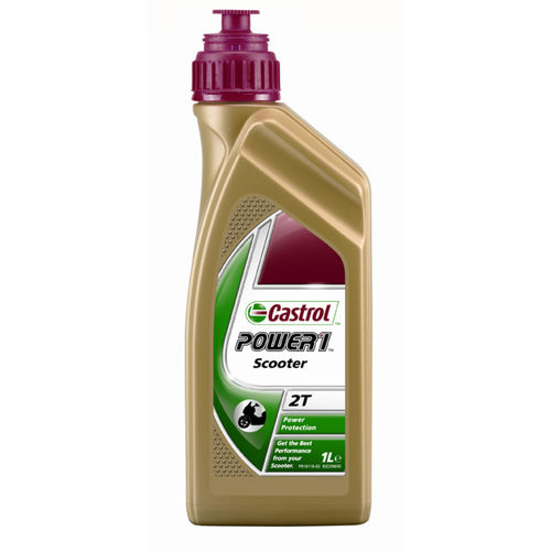 Castrol Power 1 Scooter 2T 1L